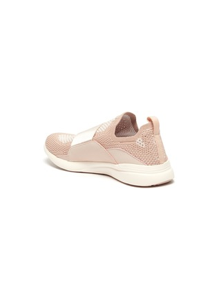 Figure View - Click To Enlarge - ATHLETIC PROPULSION LABS - 'TechLoom Bliss' Kids Sneakers