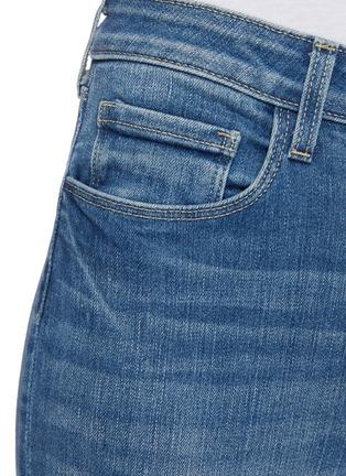- L'AGENCE - 'Margot' light wash skinny jeans