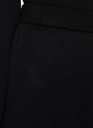 - THE ROW - Maxi Cotton Pencil Skirt