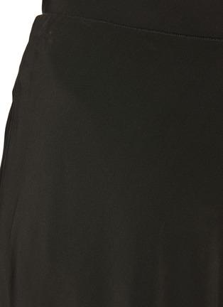 - THE ROW - Flared slip on silk skirt