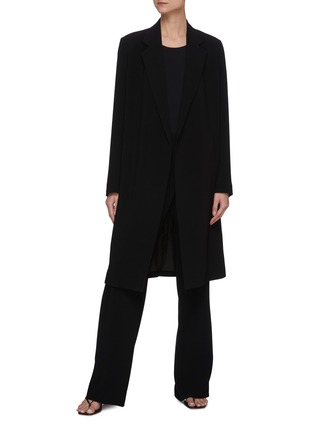 Figure View - Click To Enlarge - THE ROW - Straight leg suiting pants