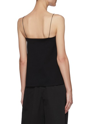 Back View - Click To Enlarge - THE ROW - Spaghetti Strap Cami Top