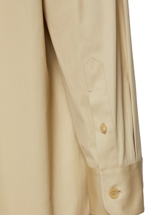 - THE ROW - Cotton tailored shirt