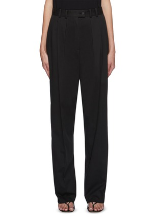 Main View - Click To Enlarge - THE ROW - Tapered suiting pants