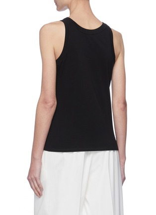 Back View - Click To Enlarge - THE ROW - Sleeveless cotton top