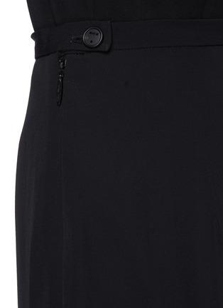 - THE ROW - High waist straight leg suiting pants