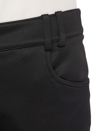 - BALMAIN - Flare Leg Low Waist Pants
