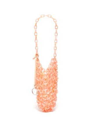 Main View - Click To Enlarge - JIL SANDER - Crochet style link bag
