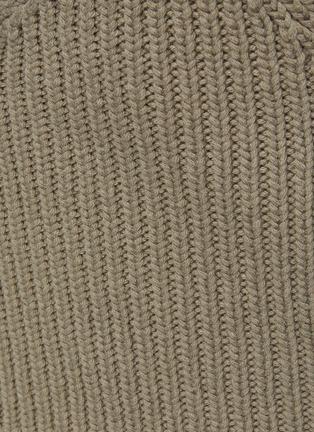- JONATHAN SIMKHAI - 'Cora' Sleeveless Knit Bralette