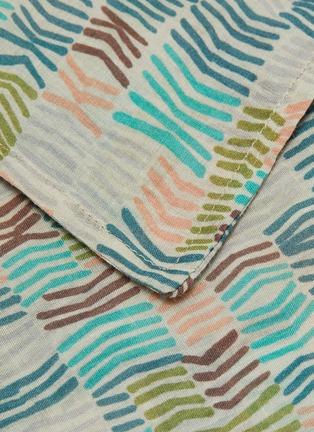 Detail View - Click To Enlarge - SOCIETY LIMONTA - Nap Match Pillow Case Set – Kiwi