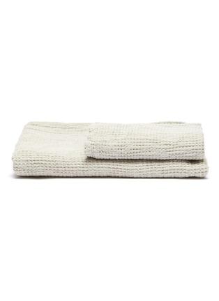 Main View - Click To Enlarge - SOCIETY LIMONTA - Lipe Towel Set – Tisana