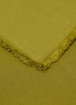 Detail View - Click To Enlarge - SOCIETY LIMONTA - Saten Pillow Case Set – Kiwi