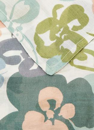 Detail View - Click To Enlarge - SOCIETY LIMONTA - Nap Fleur Pillow Case Set – Tisana