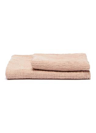 Main View - Click To Enlarge - SOCIETY LIMONTA - Lipe Towel Set – Verbena