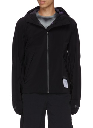 Main View - Click To Enlarge - SATISFY - JUSTICE™ 3‑LAYER RUNNING JACKET