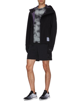 Figure View - Click To Enlarge - SATISFY - JUSTICE™ 3‑LAYER RUNNING JACKET