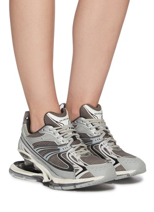 Figure View - Click To Enlarge - BALENCIAGA - X-Pander Sneakers