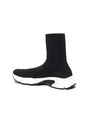 - BALENCIAGA - 'Speed 3.0' Knit Textile High Top Sneakers