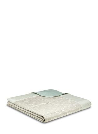 Main View - Click To Enlarge - ETRO - Zanzibar Grenada paisley jacquard king size bed cover