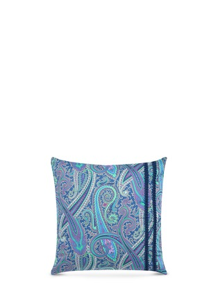 Main View - Click To Enlarge - Etro - Cali Caycedo paisley print cushion