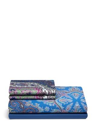 Main View - Click To Enlarge - Etro - Cali Pereira paisley print king size duvet set