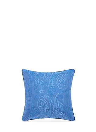 Main View - Click To Enlarge - ETRO - Cali Yumbo paisley jacquard cushion
