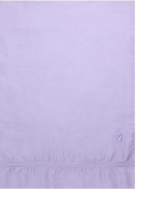 Detail View - Click To Enlarge - ETRO - Lenzuola Dale double hem stitch king size duvet set