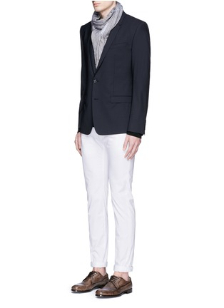 Figure View - Click To Enlarge - Dolce & Gabbana - 'Stretch 14' slim fit jeans