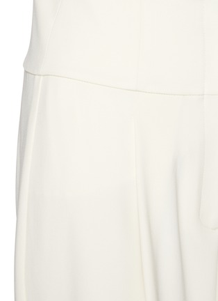 - THEORY - Carrot' Front Pleat Suiting Pants
