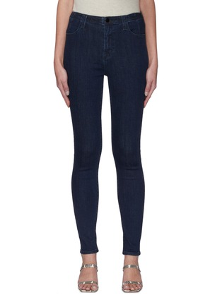 Main View - Click To Enlarge - J BRAND - High Rise Skinny Jeans
