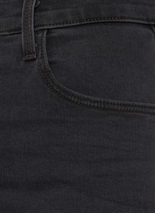 - J BRAND - Lillie' high rise crop skinny jeans