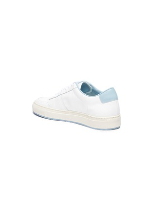- COMMON PROJECTS - 'Bball '90' Leather Sneakers