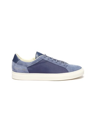 Main View - Click To Enlarge - COMMON PROJECTS - 'Retro Summer Edition' Low Top Sneakers