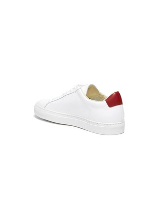 - COMMON PROJECTS - 'Retro' Low Top Leather Sneakers