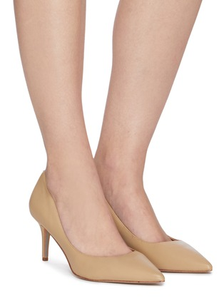 Figure View - Click To Enlarge - SAM EDELMAN - 'Jordyn' leather pumps