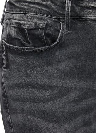 - FRAME DENIM - Le One' Crop Skinny Jeans