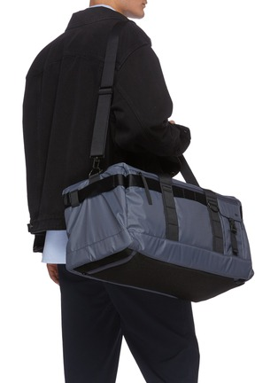 Front View - Click To Enlarge - WANT LES ESSENTIELS - 'Wright' ECONYL® sport weekender bag