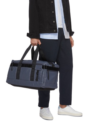 Figure View - Click To Enlarge - WANT LES ESSENTIELS - 'Wright' ECONYL® sport weekender bag