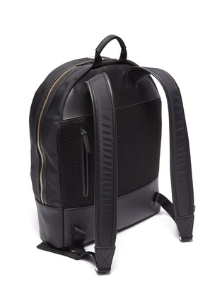 Detail View - Click To Enlarge - WANT LES ESSENTIELS - 'Kastrup' leather backpack