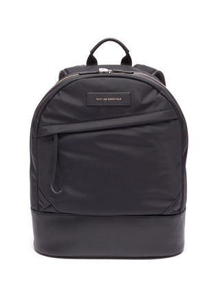 Main View - Click To Enlarge - WANT LES ESSENTIELS - 'Kastrup' leather backpack
