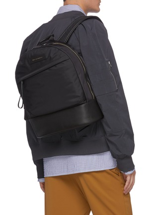 Figure View - Click To Enlarge - WANT LES ESSENTIELS - 'Kastrup' leather backpack