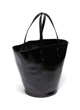 Detail View - Click To Enlarge - KHAITE - Osa' circle medium tote bag