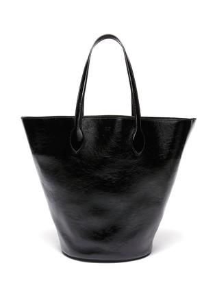 Main View - Click To Enlarge - KHAITE - Osa' circle medium tote bag