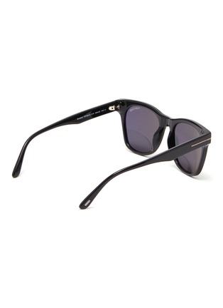 Figure View - Click To Enlarge - TOM FORD - Acetate frame wayfarer sunglasses