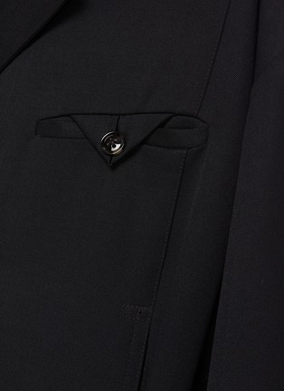 - 3.1 PHILLIP LIM - Belted Wool Trench Coat