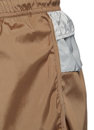 - SATISFY - TRAIL LONG DISTANCE 3''' JUSTICE™ LINED SHORTS