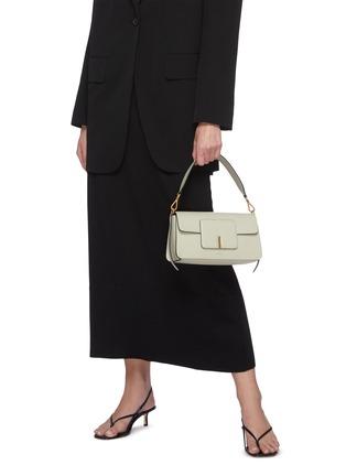 Front View - Click To Enlarge - WANDLER - 'Georgia' leather shoulder bag
