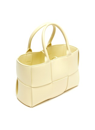 Detail View - Click To Enlarge - BOTTEGA VENETA - Small Arco' intrecciato leather tote bag