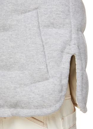 - BRUNELLO CUCINELLI - Padded puffer vest