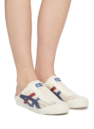 'Mexico 66 Sabot' Woven Mules